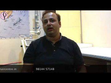 Dr Rustam Ali from Malerkotla Gets Hair Transplant Surgery at Profile Studios
