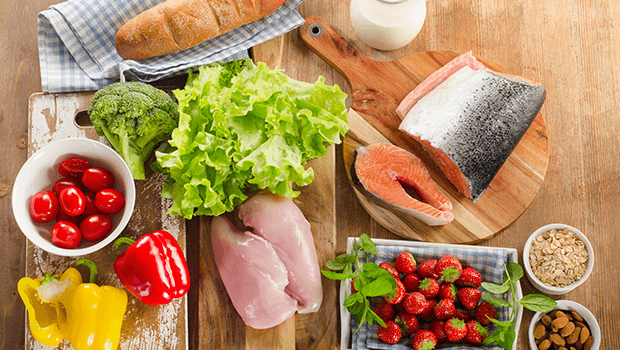 Liposuction Healthy foods