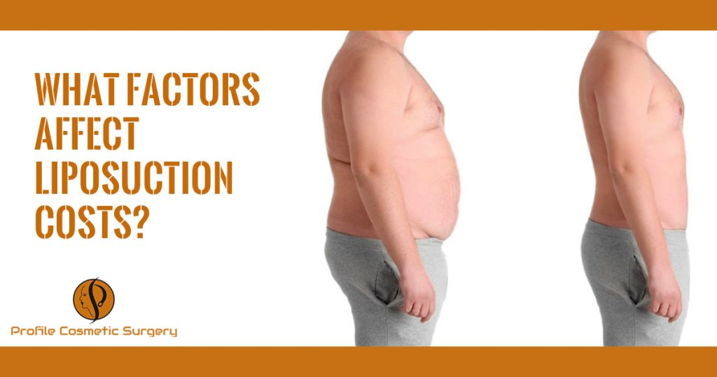 What Factors affect liposuction costs