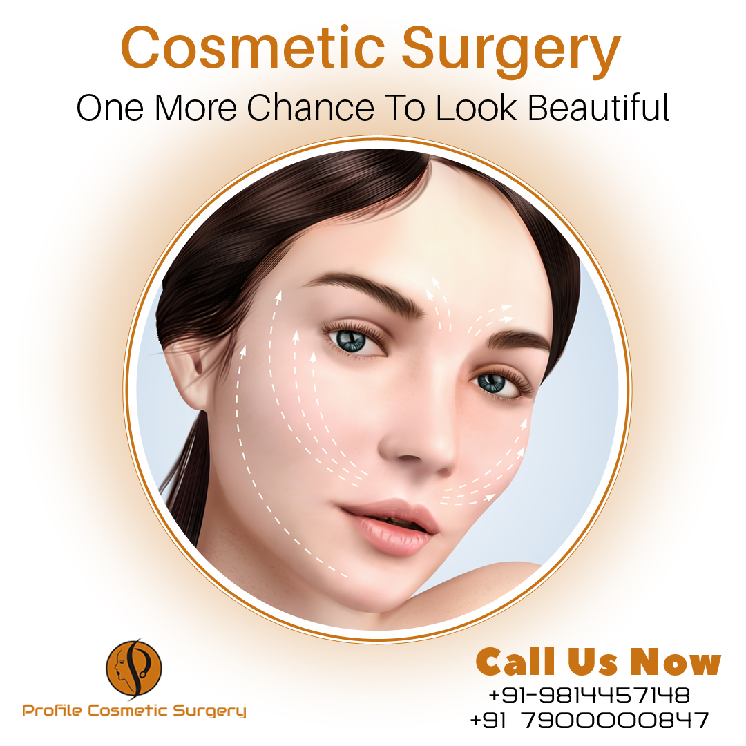 Cosmetic Surgery - One more chance to look beautiful copy