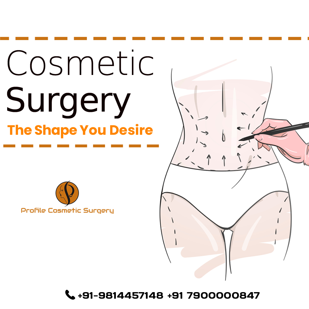 Cosmetic Surgery - The shape you desire copy