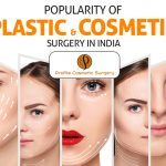 Popularity of plastic and cosmetic surgery in India