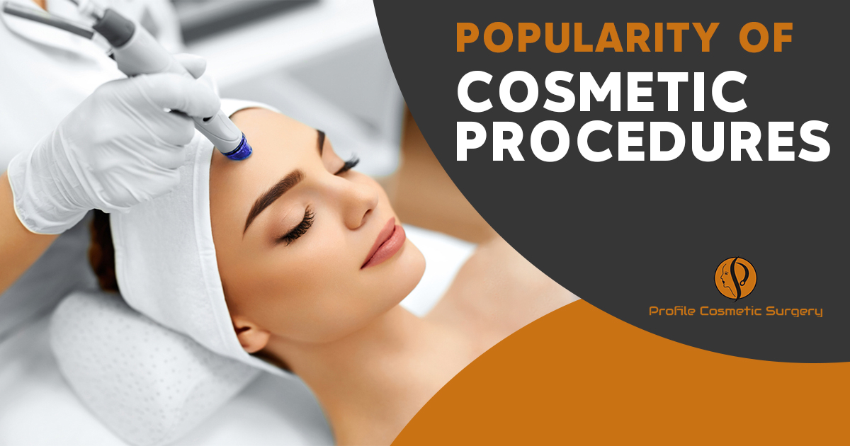 A recent study reveals that Cosmetic surgery is quite popular among people in Punjab