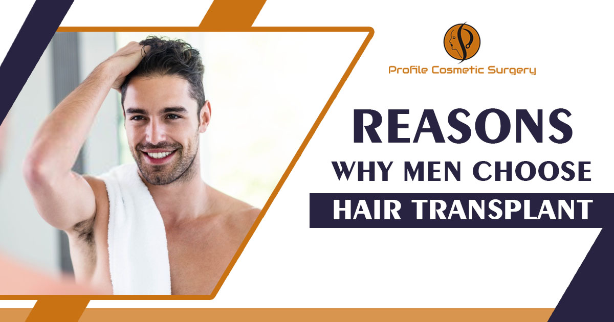 What is a hair transplant and explain the reasons why men take Multiple Hair Transplants