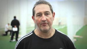 GRAHAM GOOCH Hair Transplantat
