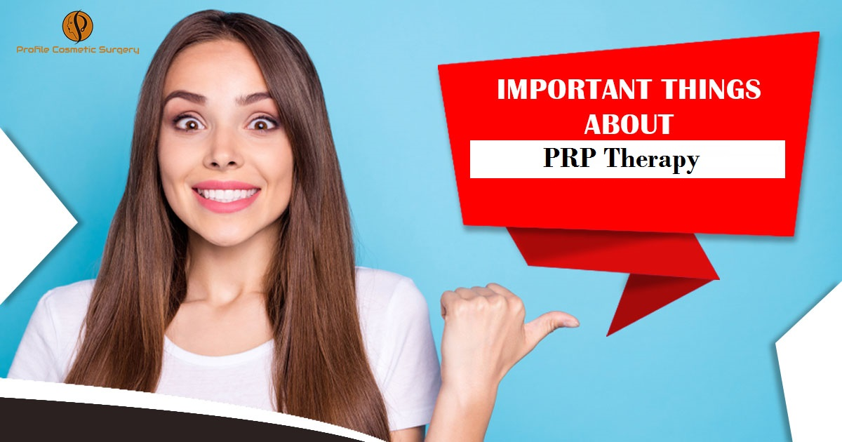 What Is PRP Therapy For Hair Loss And Explain The Benefits Of PRP Treatment?
