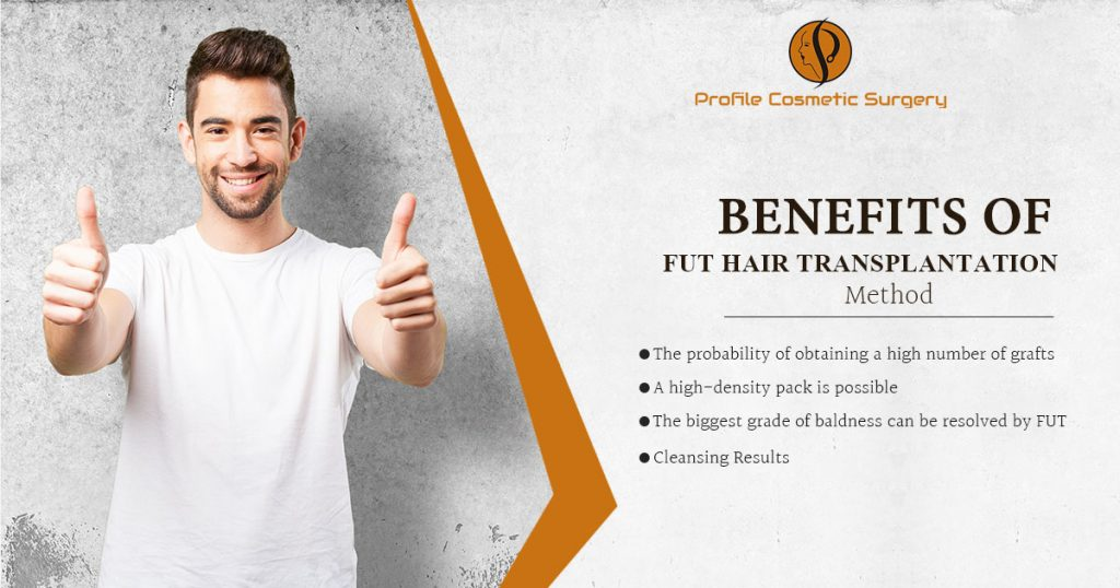 Benefits of FUT hair transplantation method